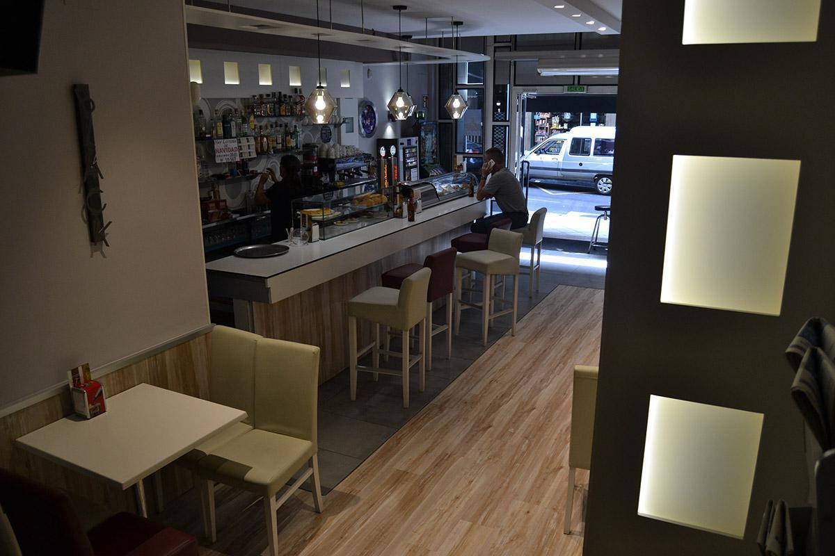 Cafetería Grey