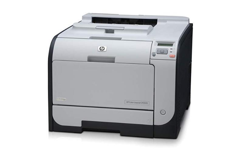 HP Color LJ CP2025