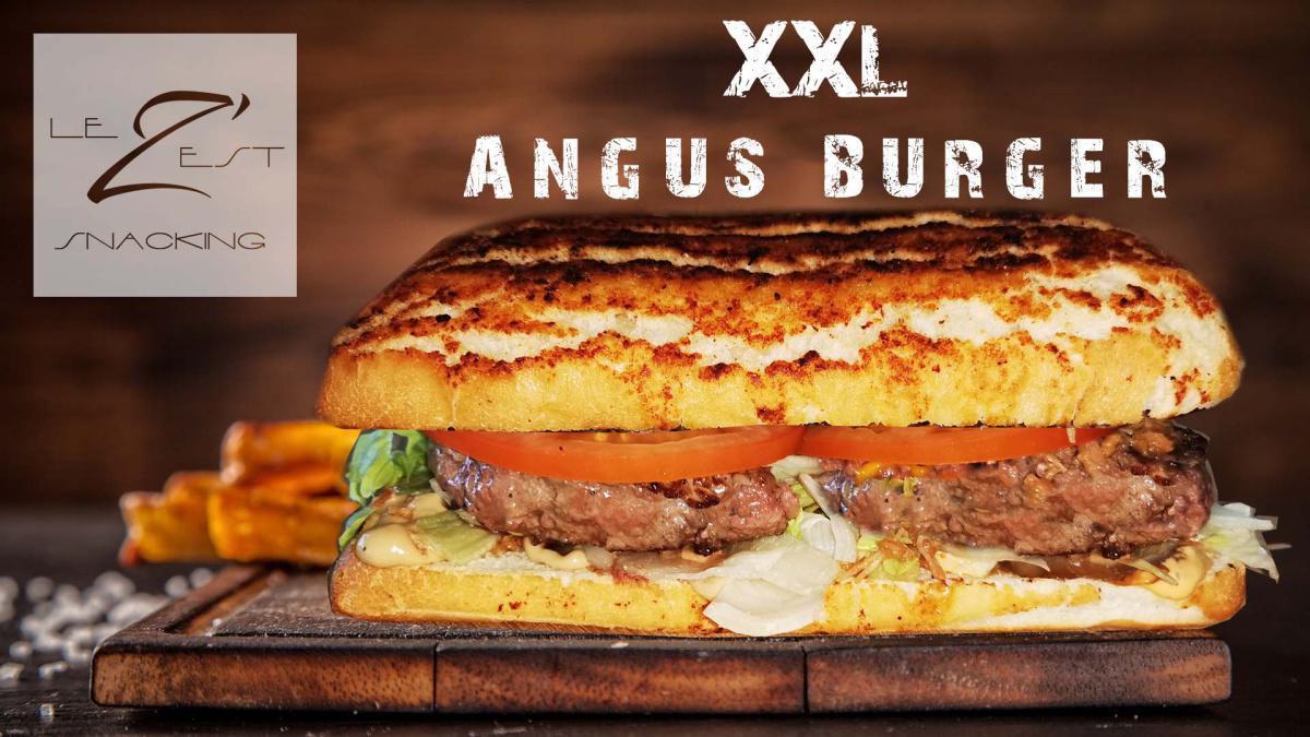 Nouveau Burger XXL