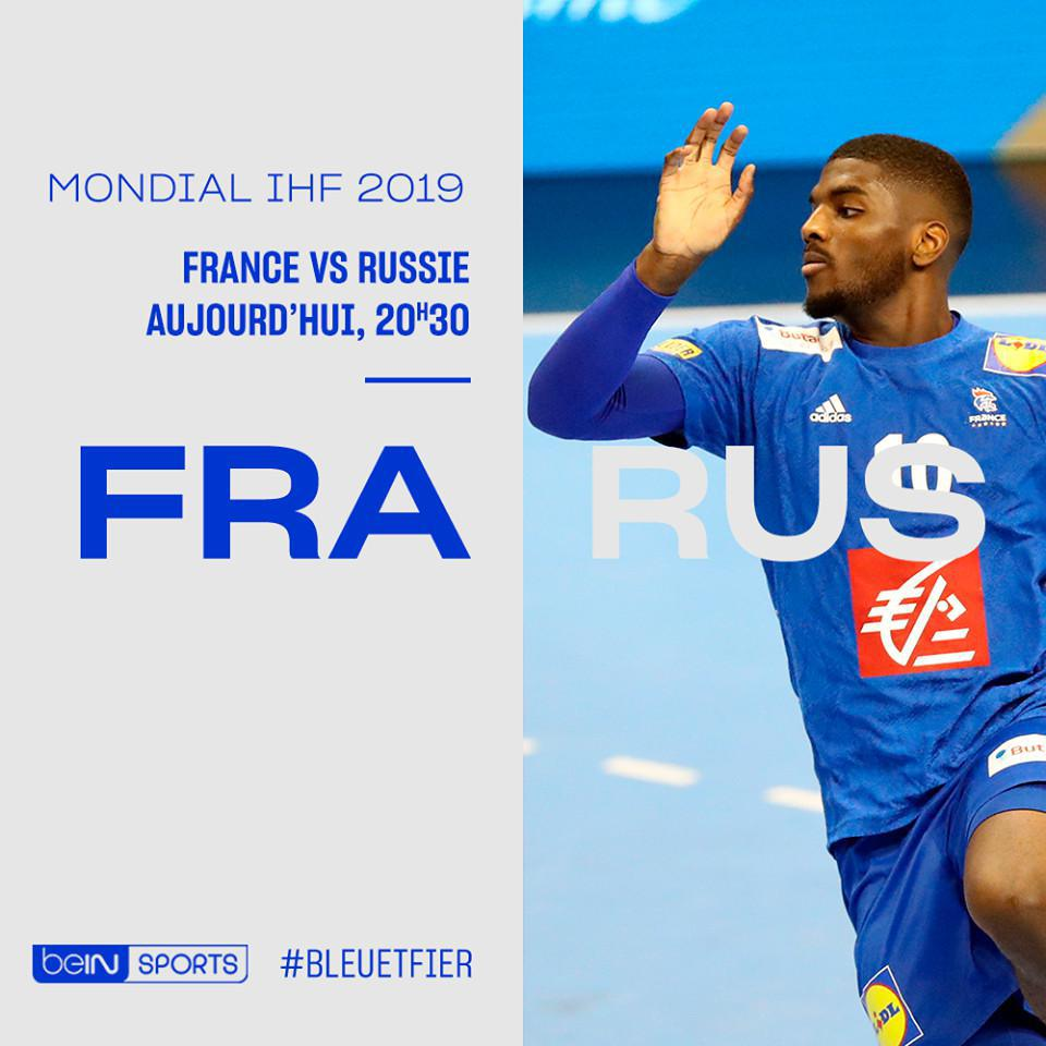 Jour de match - France 🇫🇷⚡🇷🇺 Russie