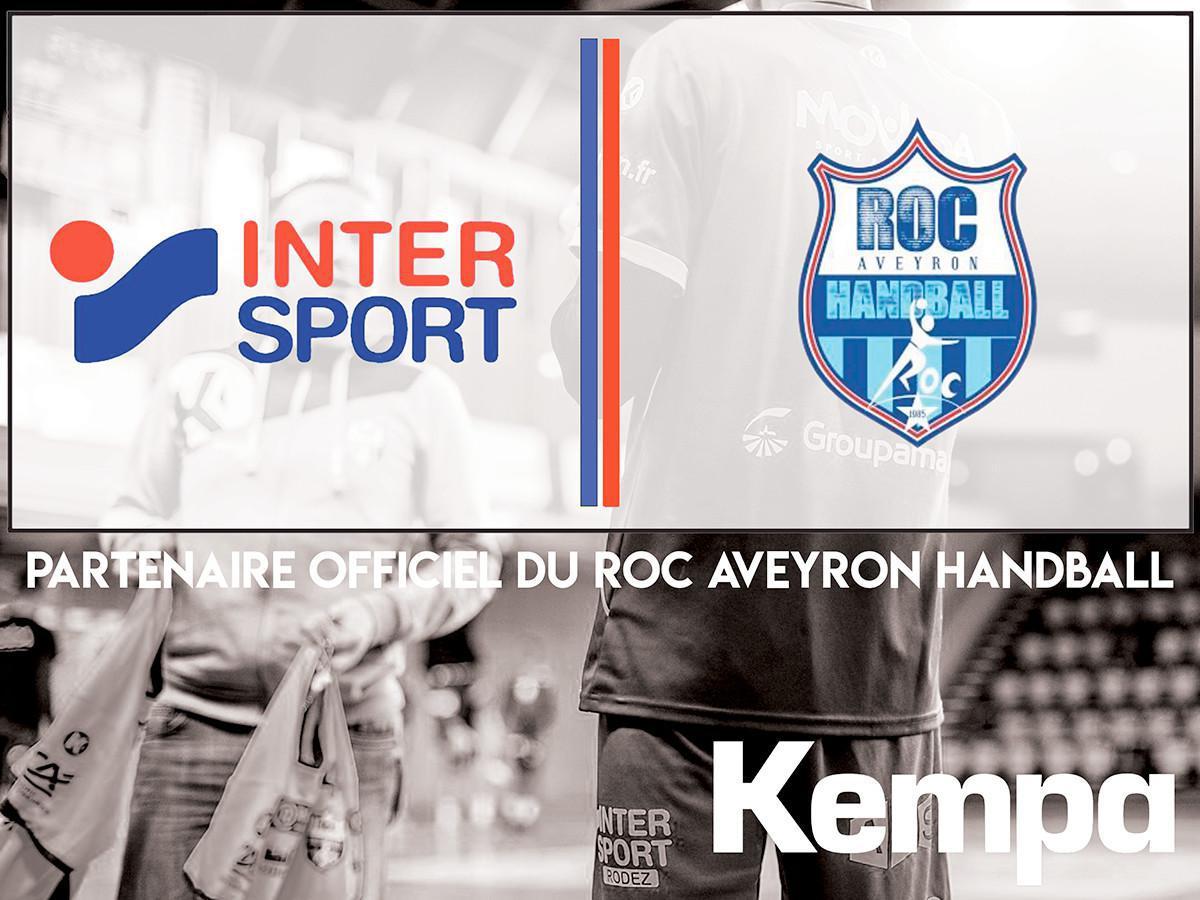 Intersport Partenaire du ROC