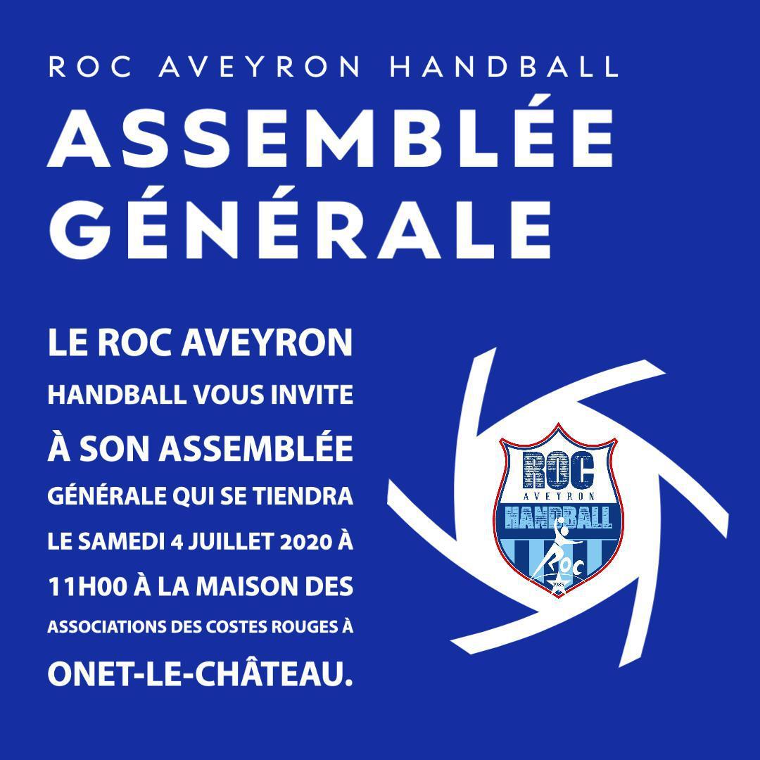 Assemblée Générale du ROC !