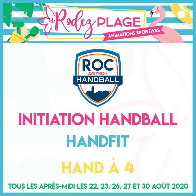 Le ROC s'installe à Rodez Plage !