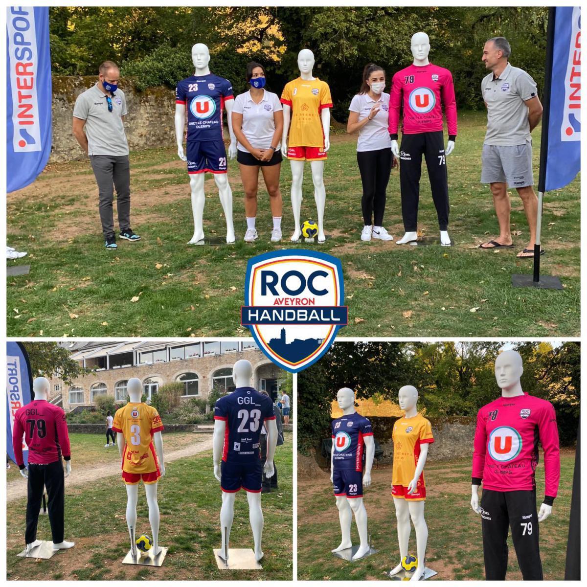 Nouvelles couleurs pour le ROC !