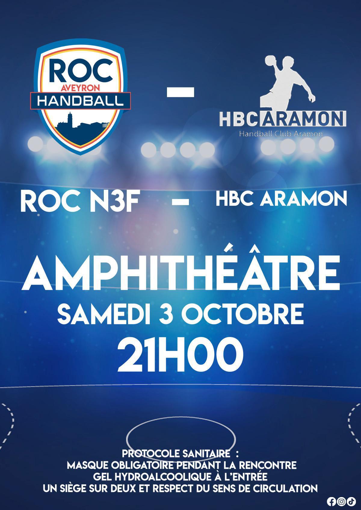ROC N3F / HBC ARAMON