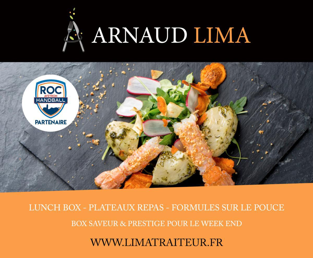 Arnaud LIMA, Partenaire du ROC