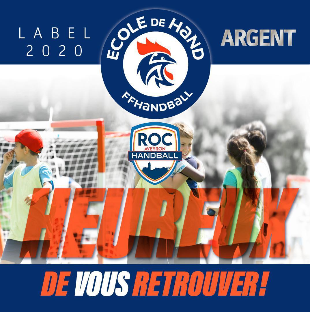 Label Argent pour le ROC