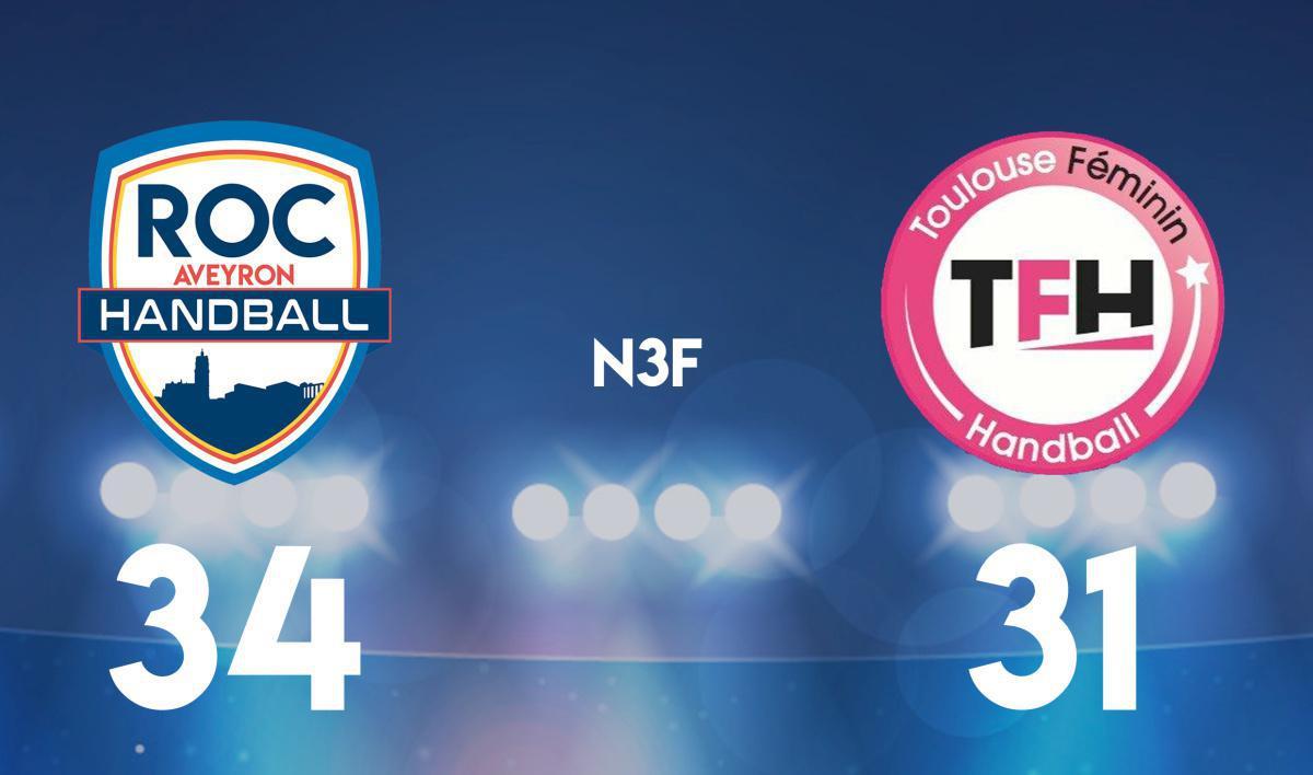 Victoire du ROC N3F