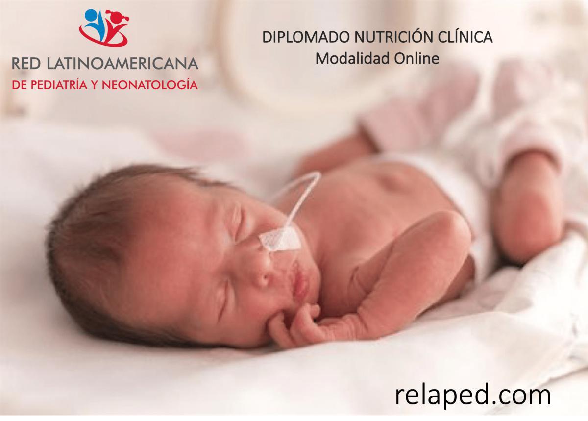 EXPERTO EN NUTRICIÓN CLÍNICA PEDIÁTRICA Y NEONATAL