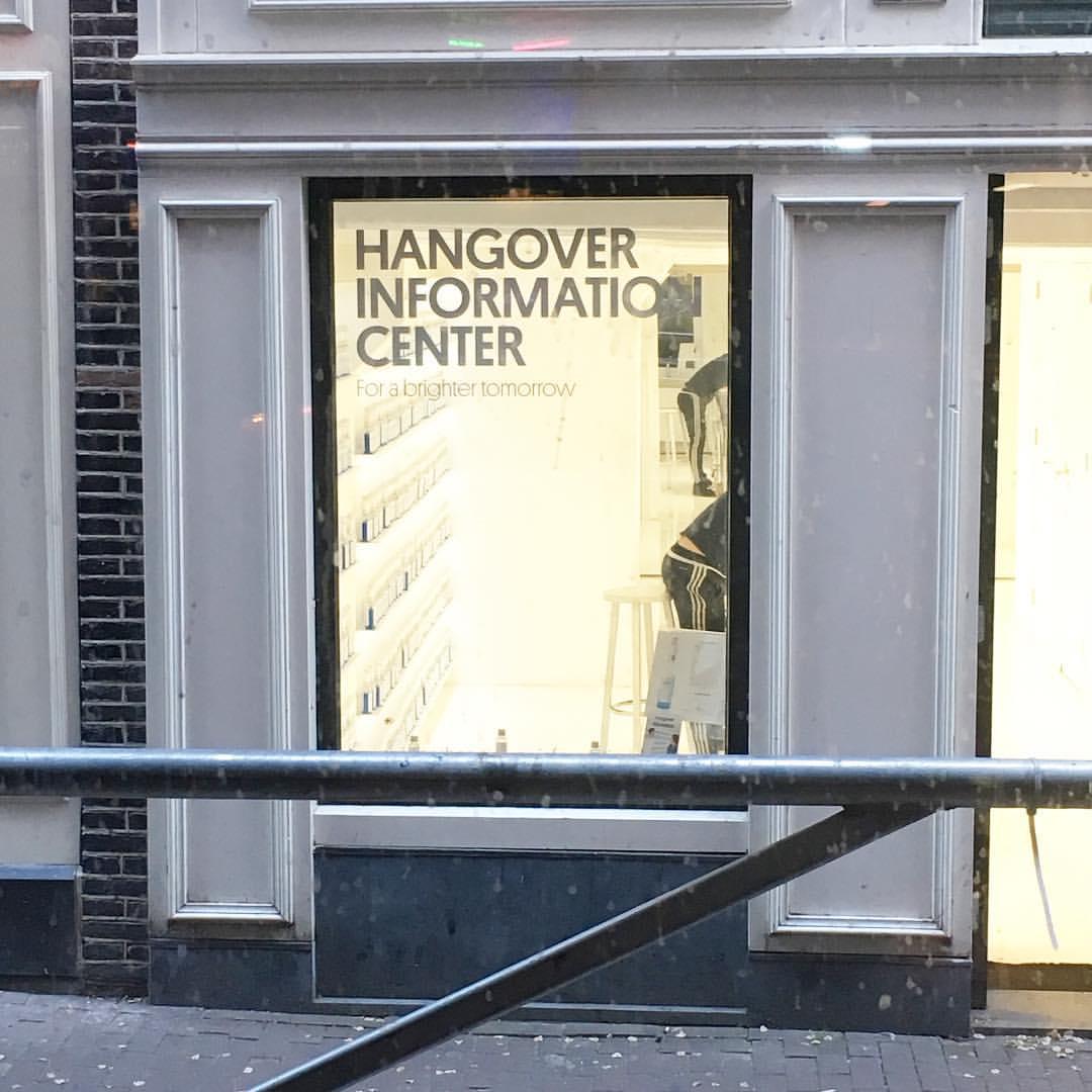 Hangover Information Center