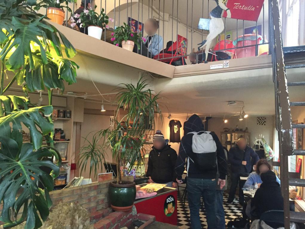 Coffeeshop La Tertulia