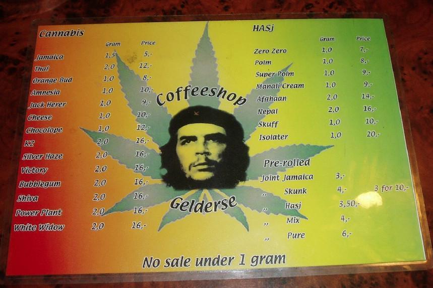 Coffeeshop Het Gelderse