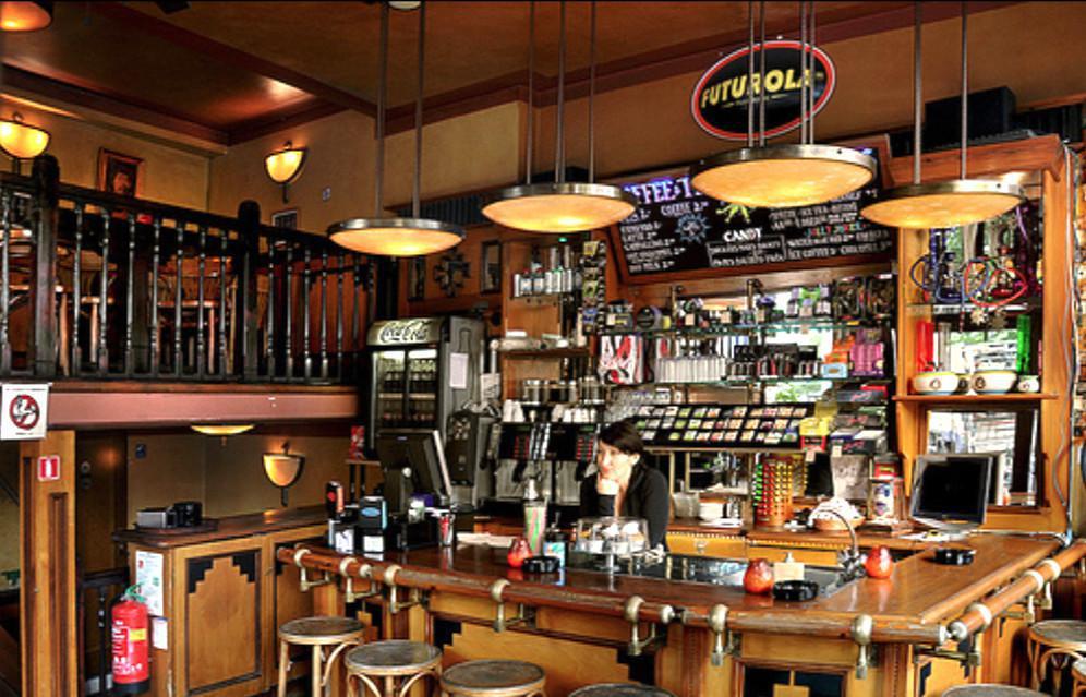Coffeeshop de Jolly Joker