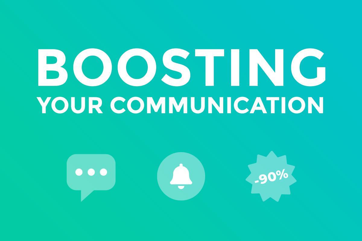 Covid-19: A GoodBarber adapta a sua oferta para aumentar as suas capacidades de comunicação