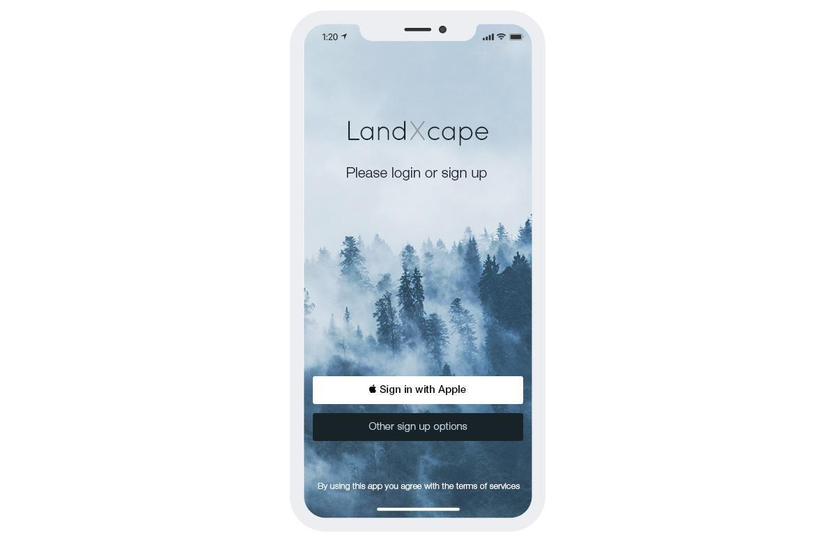 Autenticação do Login com a Apple