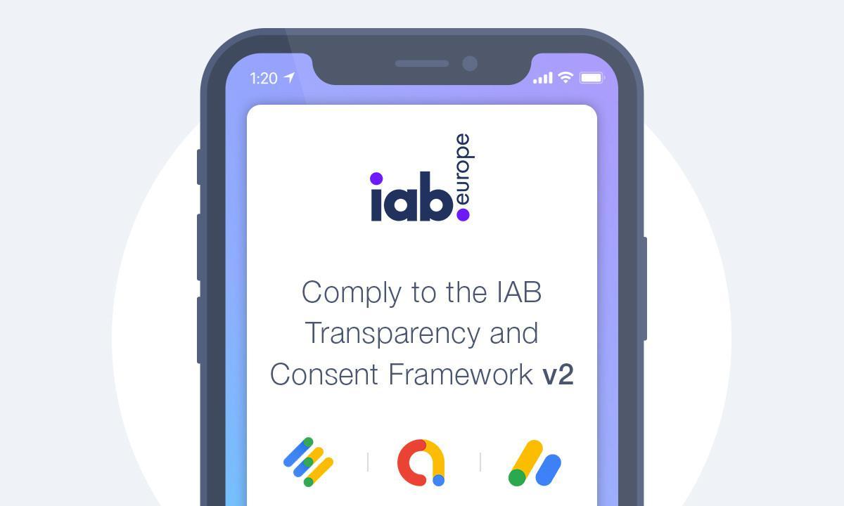 Aplicativo clássico: esteja em conformidade agora com a nova Estrutura de Transparência e Consentimento do iAB