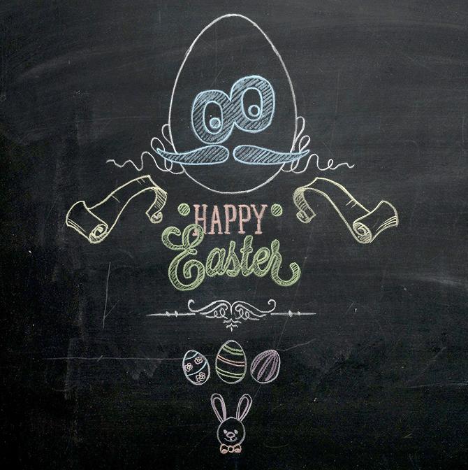 Feliz Páscoa a todos os GoodBarbers!!