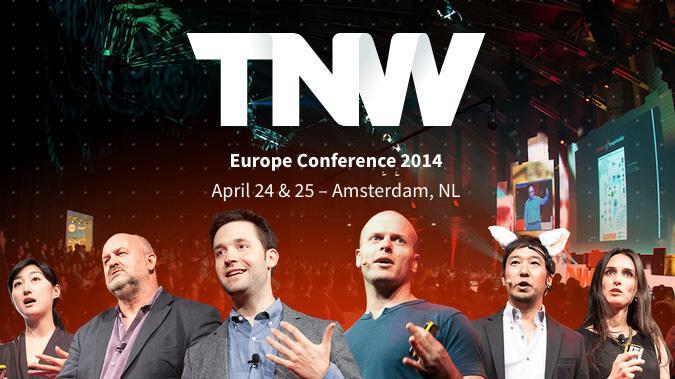 Encontra-nos em Amesterdão esta semana :)