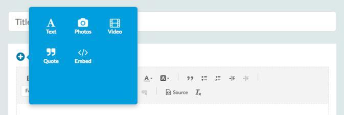 """Escolhe um novo design para a secção """"Sobre"""" da tua app"""