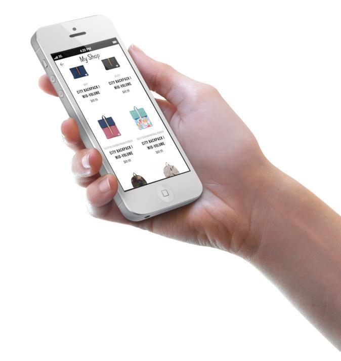 Cria uma App para gerir o teu negócio online