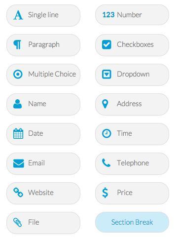 Como ativar um Formulário na tua App
