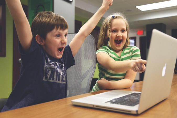 A Tecnologia ao Alcance de uma Criança