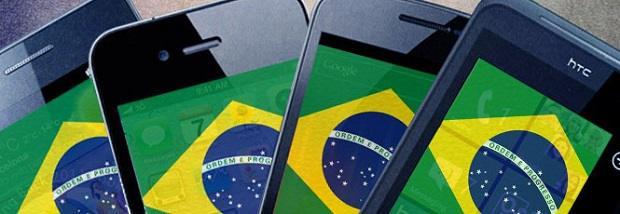 GoodBarber Ranking: Top 5 @Brasil