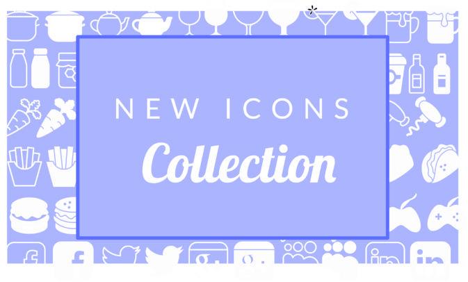 Mais de 1500 ícones para os seus Apps