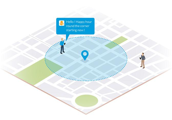 Fazendo o Digital interagir com o Mundo real com o Add-On Geofencing
