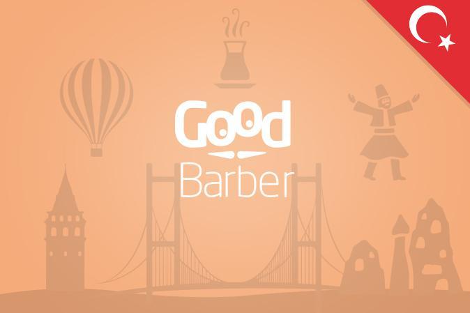 GoodBarber agora está disponível em Turco!