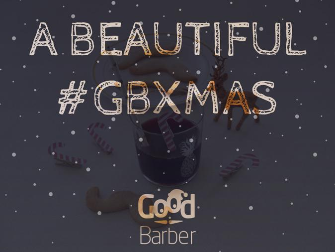 Um Natal GoodBarber #GBXmas