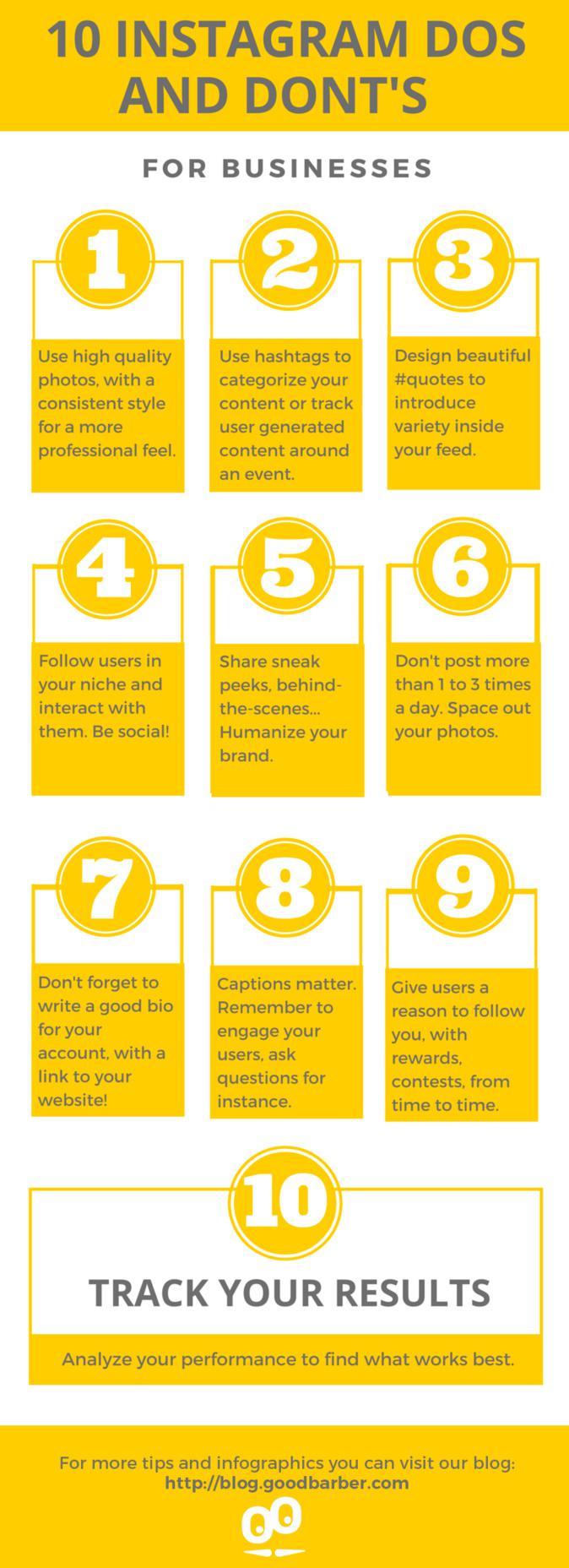 10 dicas para conquistar o sucesso no Instagram