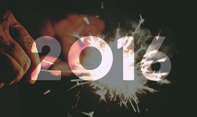 4 Resoluções de Ano Novo para 2016