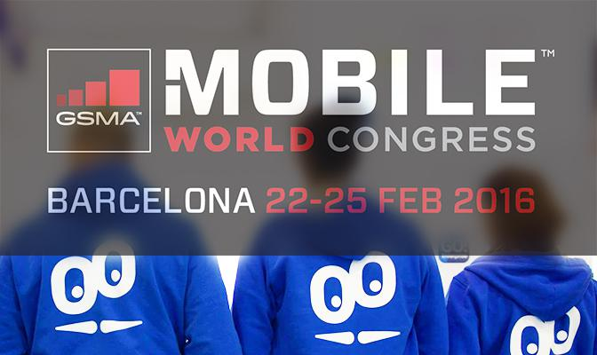 GoodBarber @ Mobile World Congress 2016 em Barcelona