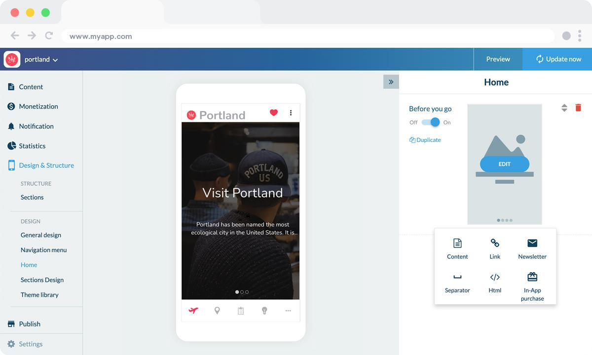 Passo a passo para criar aplicativos para cidades e turismo