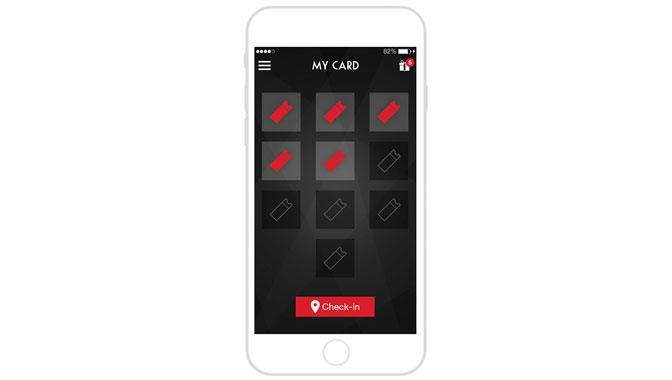 Cartão Fidelidade: escolhendo um processo de validação