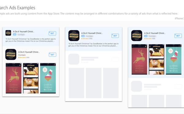Anúncios de pesquisa para aplicativos iOS, agora na App Store