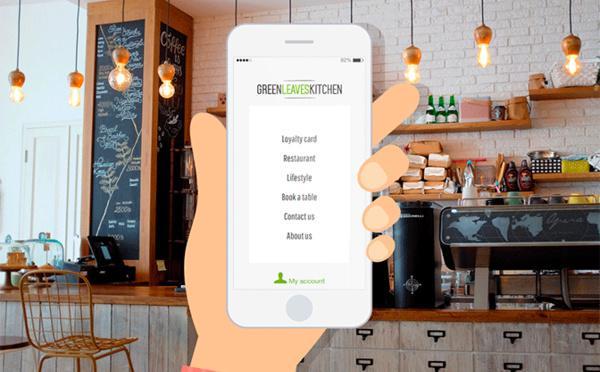 Revolucione seu restaurante com um aplicativo