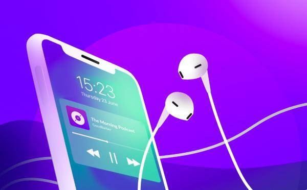 Leve seu podcast para o próximo nível com um aplicativo móvel