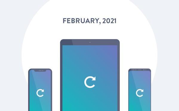 O que há de novo na GoodBarber? Fevereiro de 2021