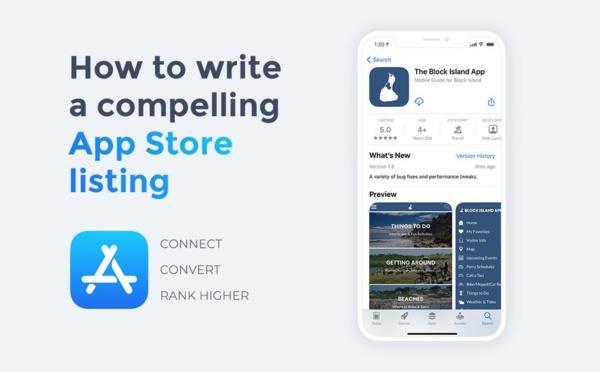 Como escrever uma listagem atraente na App Store