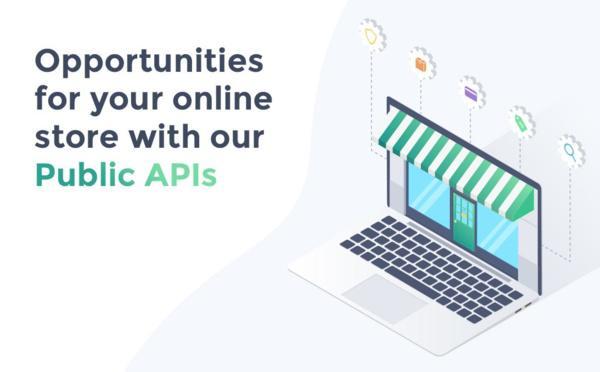 Abra as portas para novas oportunidades para sua loja online com nossas APIs públicas