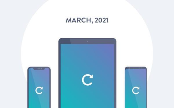 O que há de novo na GoodBarber? Março de 2021