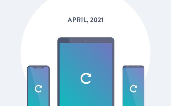 O que há de novo na GoodBarber? Abril de 2021