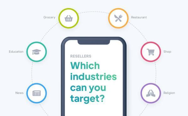Revendedores: Quais as indústrias que você pode visar?