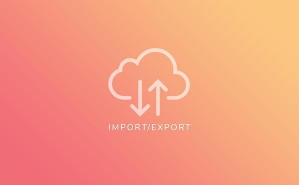 Update ao add-on Importar/Exportar: adicionar imagens