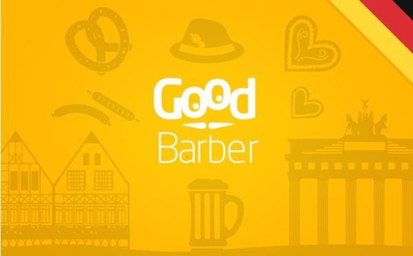 Guten Morgen! GoodBarber foi aprovado no exame de Alemão!