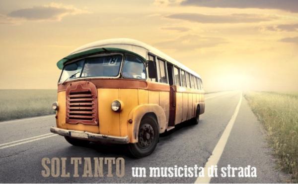 Soltanto: a música, a estrada, a vida.
