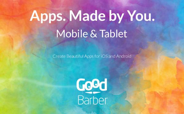 GoodBarber 3 está Online!