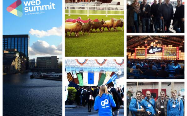 O que aconteceu durante o Web Summit the 2014?